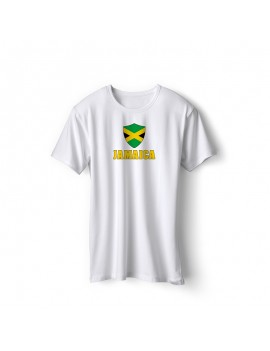 Jamaica World Cup Center Shield Men's T-Shirt