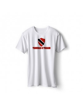 Trinidad & Tobago World Cup Center Shield Men's T-Shirt