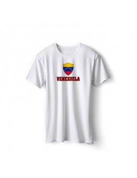 Venezuela World Cup Center Shield Men's T-Shirt