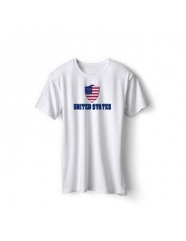 United States World Cup Center Shield Men's T-Shirt