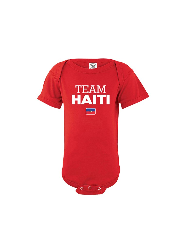 Haiti Team World Cup kid's