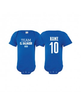 El Salvador Team World Cup kid's