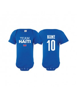 Haiti Team World Cup kid's