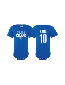 Iceland Team World Cup kid's