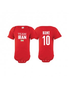 Iran Team World Cup kid's