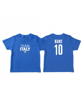 Italy Team World Cup kid's