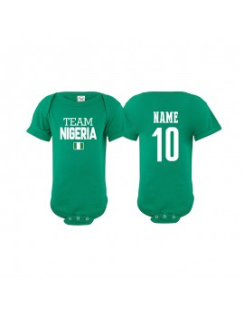 Nigeria Team World Cup kid's