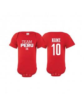 Peru Team World Cup kid's