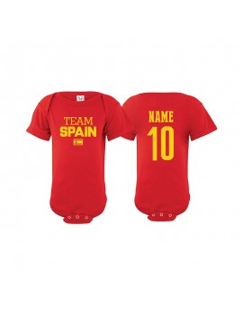 Spain Team World Cup kid's