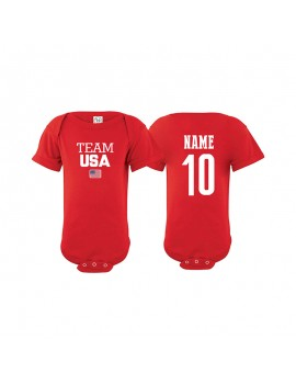 United States Team World Cup kid's