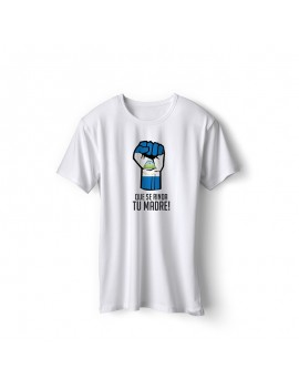 Nicaragua National Pride Que Se Rinda Tu Madre T-Shirt Style 3