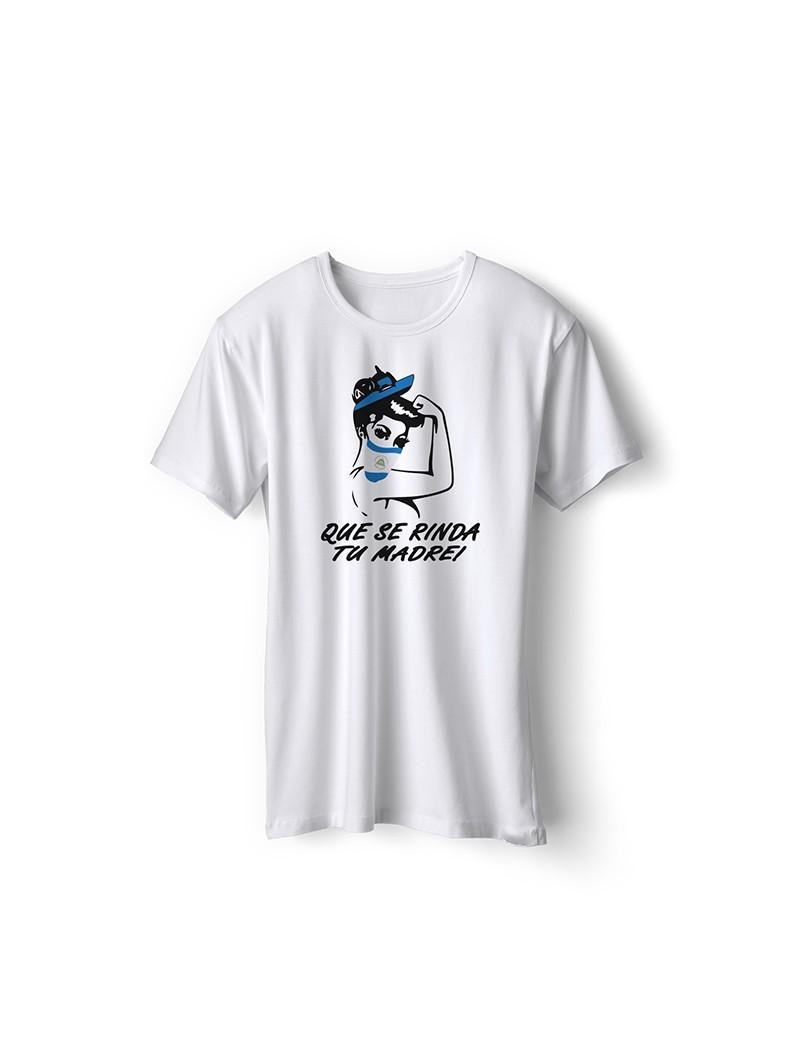 Nicaragua National Pride Que Se Rinda Tu Madre T-Shirt Style 5