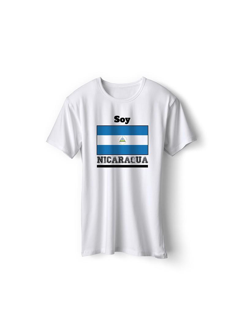 Nicaragua National Pride Soy Nicaragua T-Shirt
