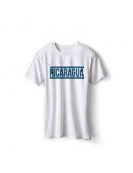 Nicaragua National Pride T-Shirt Nicaragua Libre