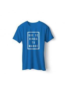 Nicaragua National Pride T-Shirt Que Se Rinda Tu Madre