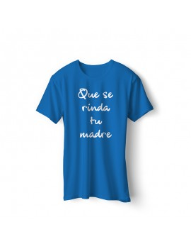 Nicaragua National Pride T-Shirt Que Se Rinda Tu Madre Style 2