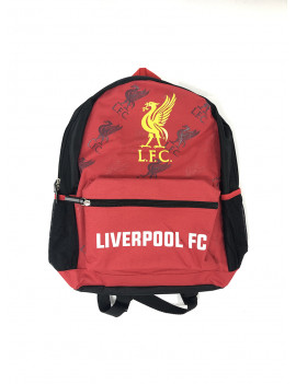 Liverpool FC Backpack Red - FRONT