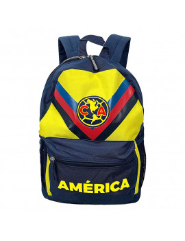 Club America Soccer Standard Backpack/Mochila Authentic Official