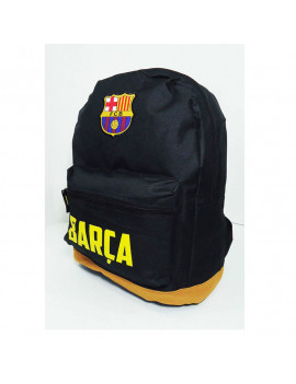 FC Barcelona Black Backpack - BACK