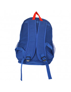 FC Barcelona Medium Backpack Blue - BACK