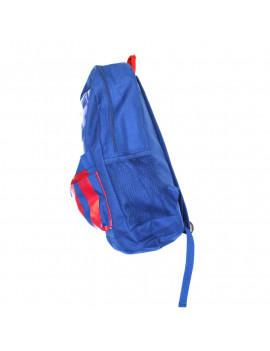 FC Barcelona Medium Backpack Blue - SIDE