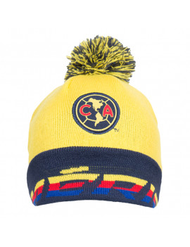 Club America Adult's Beanie Hat Authentic Official