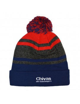 Chivas De Guadalajara Adult's Beanie Hat Authentic Official