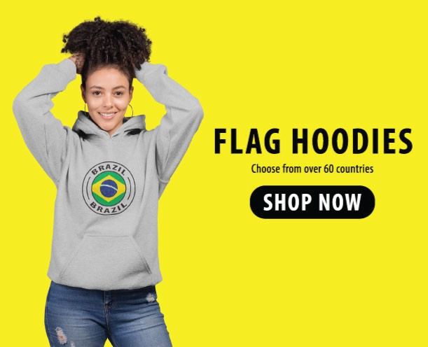 Flag Hoodies